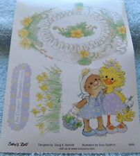 SUZY'S ZOO EASTER Stickers