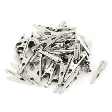 Metal insulated Test Lead Alligator Clips Crocodile Clamps 50pcs PK
