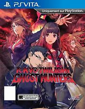 Tokyo Twilight Ghost Hunters (Sony PlayStation Vita, 2015) *NEW*