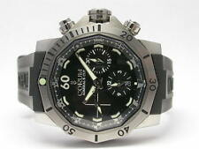 CORUM ADMIRALS CUP SEAPENDER 46 753.451.04 STEEL CHRONO DIVE AUTOMATIC WATCH