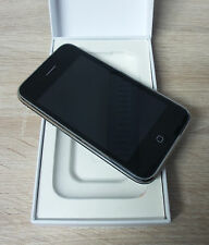 Apple iPhone 3gs Black negro 8gb smartphone sin bloqueo SIM nuevo