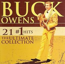Buck Owens, 21 #1 Hits: The Ultimate Collection,  Original recording remastered