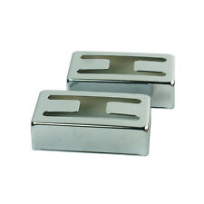 H hole Humbucker covers for Gretsch Filtertron style pickup ,chrome ,1 pair