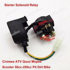Starter Solenoid Relay For Chinese 50cc-250cc ATV Quad Moped Scooter Pit Bike