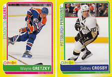 OPC O-Pee-Chee 2013-14 - Complete Sticker Set (100)