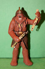 STAR WARS 30TH WOOKIE WARRIOR BATTLE DROID PARTS LOOSE COMPLETE