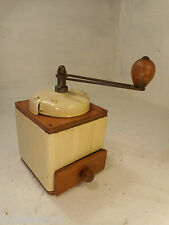 Vintage French Coffee Grinder   ref 2548