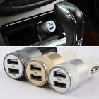 1-2-3-4-Port USB Car Charger Power Adapter For iPhone5 6 Samsung S5 Note 4 I5