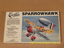 WILLIAMS BROTHERS CURTISS SPARROWHAWK 1:32 SCALE