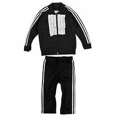 ADIDAS ORIGINALS KINDER TUXEDO JOGGER JEREMY SCOTT TRAININGSANZUG ANZUG FEIER 68