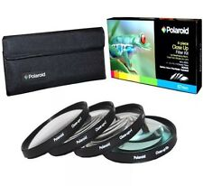 Polaroid Optics 67mm 4 Piece Close Up Filter Set (+1 +2 +4 +10)