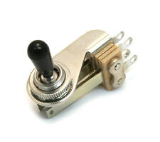 Switchcraft Right Angle 3-way Toggle Switch for Gibson SG/ES® Guitar EP-4365-000