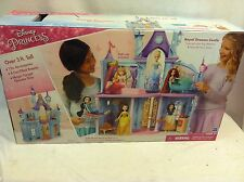 Disney Princess Royal Dreams Castle Playset For Barbie Sized Dolls BRAND NEW