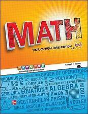 Glencoe Math, Course 1 Student Edition, Volume 2�Author: McGraw-Hill Education