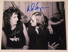 ALICE COOPER Signed Autograph 11x14 Photo -  The Beatles John Lennon