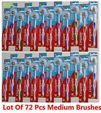 Lot Of 72 Colgate Toothbrush Extra Clean Full Head Medium Brushes #97 WHOLESALE