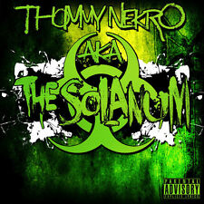 THOMMY NEKRO Aka The Solanum CD PROMO ACETATE NEW SEALED ICP TWIZITED