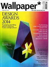 WALLPAPER #179 February 2014 DESIGN AWARDS 2014 ISSUE Wonders of the World @NEW@