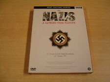 3-DISC DVD BOX / THE NAZIS - A WARNING FROM HISTORY ( BBC )