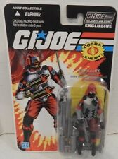 GI JOE ~ CRIMSON IMMORTAL ~ COBRA VANGUARD ~ FSS ONLINE EXCLUSIVE  ~  MOC ~ CLUB