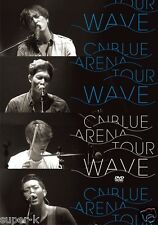 "CNBLUE [2014 ARENA TOUR""WAVE""@OSAKA-JO HALL] Japan Live Concert DVD"