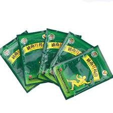 Effective Tiger Balm Patch Plasters Pain Relief Muscle Back Large White Oil V