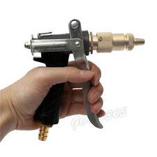 Brass Hose High Pressure Water Gun Sprayer Adapter For Garden Auto Car Washing