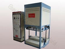 1400℃ Auto Lift Bottom Loading Sapphire Annealing Furnace Industrial / Lab usage