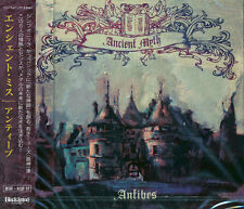 ANCIENT MYTH - Antibes / New OBI Japan CD 2005 / Female Fronted Symphonic Metal