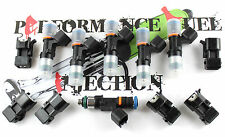 6 NEW 650cc Bosch EV14 Fuel injectors Audi 2.7T C5 S4 A6 Allroad 2.7L turbo