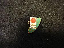 1964 TOKYO OLYMPIC PIN BADGE JAPAN SMALL PINS