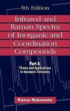 Infrared and Raman Spectra of Inorganic and Coordination Compounds : Theory and
