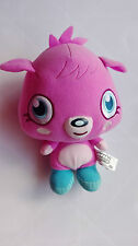 Moshi Monsters Talking Poppet Pink Plush Soft Cuddly Toy~vivid imaginations~mint