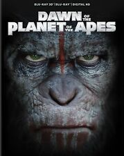 Dawn Of The Planet Of The Apes (2D Blu-Ray Only)