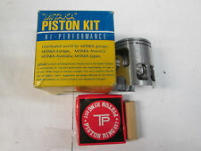 HONDA NS125F STD PISTON RINGS PIN MITAKA JAP MADE