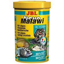 JBL NovoMalawi - 5,5 Liter  - Novo Malawi Malavi Flockenfutter Cichlid Barsche