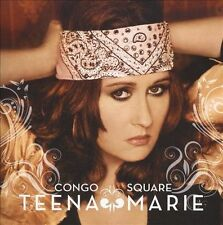 FREE US SH (int'l sh=$0-$3) ~LikeNew CD Teena Marie: Congo Square