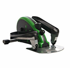 Stamina InMotion Elliptical Trainer Machine Home Gym Exercise Equipment, Green