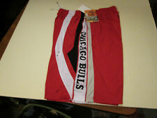 "CHICAGO BULLS ZIPWAY CHANGE ""N"" THE GAME SHORTS MENS SIZE XXL NWT"