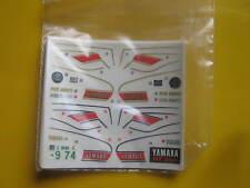 1:12 decalsatz yamaha rz250 Tamiya 14020 New