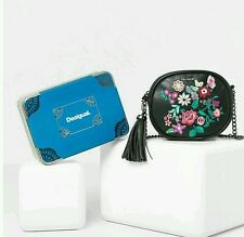 DESIGUAL* BOLSO LISBOA LILY - BAG -SAC - NEW