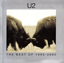 CD SINGLE DVD promo U2 the history mix EU 2002 the best of 1990-2000