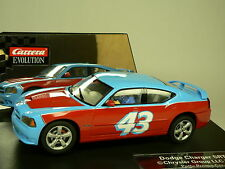 Carrera Evolution Dodge Charger SRT 8 Petty Promo car 27331 nuevo