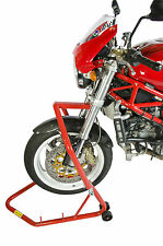 Motorcycle Front Race Stand with adaptors