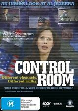 Control Room (2004) Inside Al Jazeera Documentary - NEW DVD - Region 4