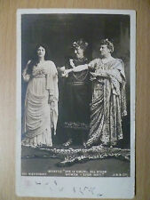 1903 Theatre Postcard:Women I Ever Met-Marcus'She is Unlike All Others'(+Stamp)