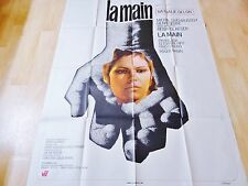 LA MAIN  ! nathalie delon affiche cinema 1969