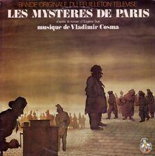 Les Mysteres de Paris - Soundtrack LP (French TV show)