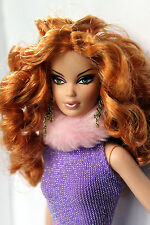 Barbie Doll Summer Top Model Steffi Face Redhead Redressed Restyled Rare