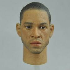 "1/6 scale Toy Head Sculpt Will Smith Men in Black 3 MIB Agent J Fit 12"" figure"